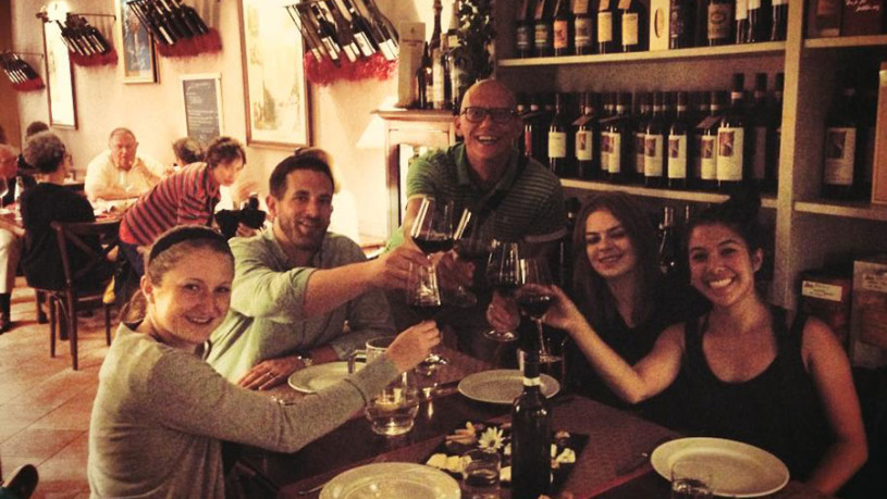 Evening Gourmet Wine and Food Walking Tours