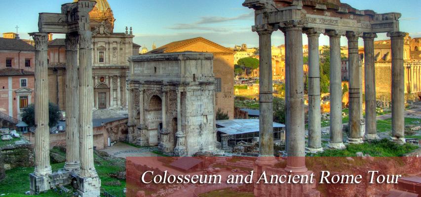 colosseum tours Rome