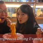 Progressive Dining Rome Tour