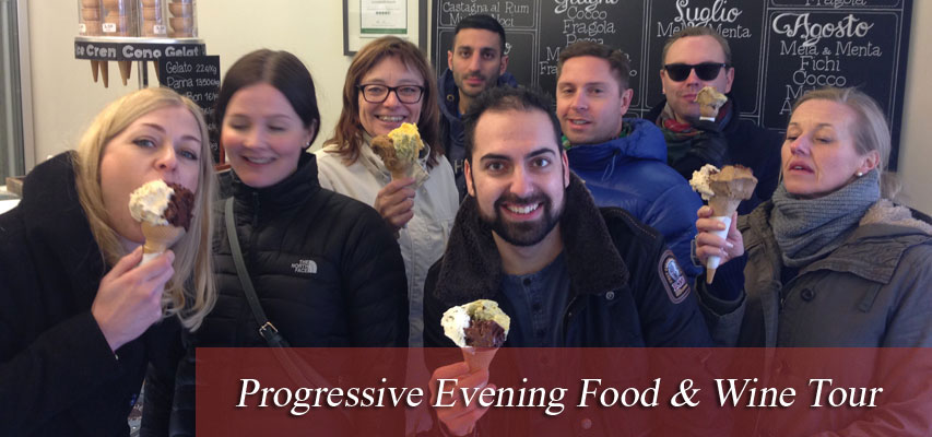 rome food & wine tour