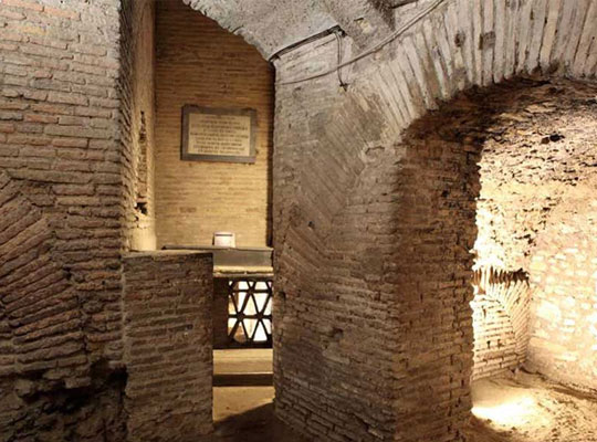 Rome Underground Tour - Secrets and Mysteries