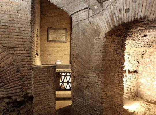 rome underground tours