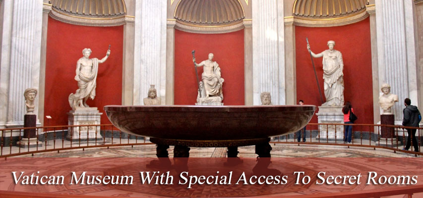 vatican secret rooms